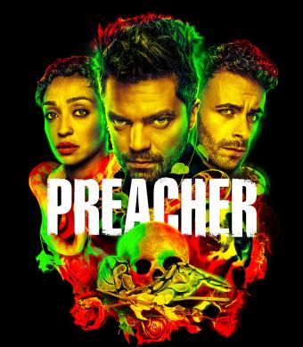 PREACHER SEASON 3 AND 4