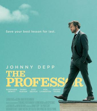 THE PROFESSOR - WAYNE ROBERTS